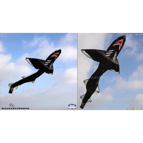 Requin Hey Hai cerf-volant monofil enfant