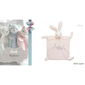Doudou lapin crème - Kaloo Perle