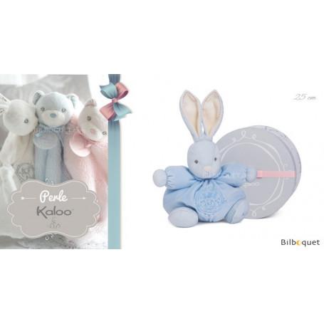 Patapouf médium lapin bleu - Kaloo Perle