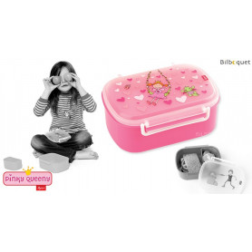Lunch Box 17 cm - Princesse Pinky Queeny