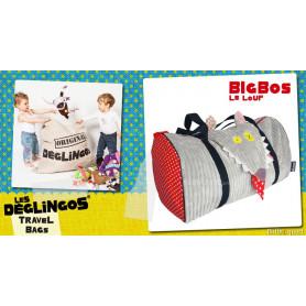 Sac de voyage Bigbos - Déglingos Travel Bags