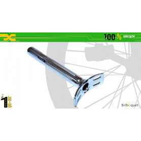 Tube de selle pour monocycle Ø25