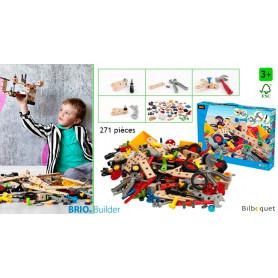 Coffret créatif Builder 271 pièces