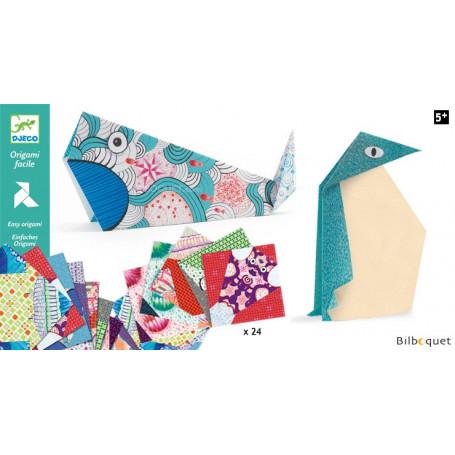 Origami Les grands animaux Design By Véronique Bulteau