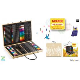 Coffret d'Artiste - Grande boîte de couleur