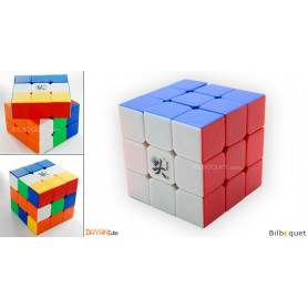 Dayan 5 Mini 55mm ZhanChi Magic Cube Stickerless