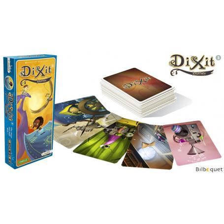 Dixit 3 Journey - Extension pour le jeu Dixit