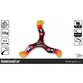 Original Runner - Boomerang en bois pour droitier