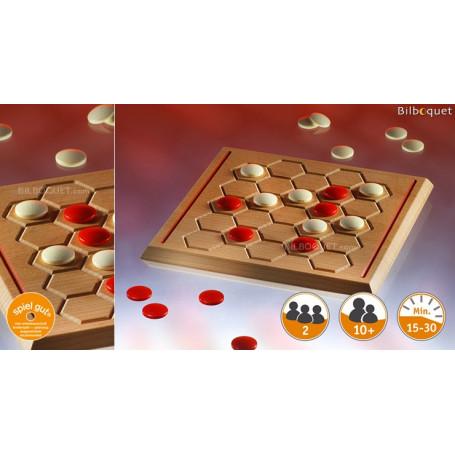 Avverso - Jeu de stratégie pour 2 joueurs