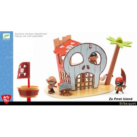 Ze Pirat Island - Arty Toys Pirates