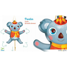 Pantin Sacha le koala