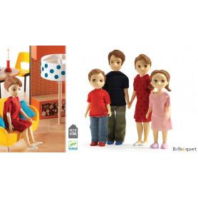 La famille de Thomas & Marion - Petit Home by Djeco
