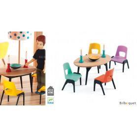 La salle à manger - Petit Home by Djeco