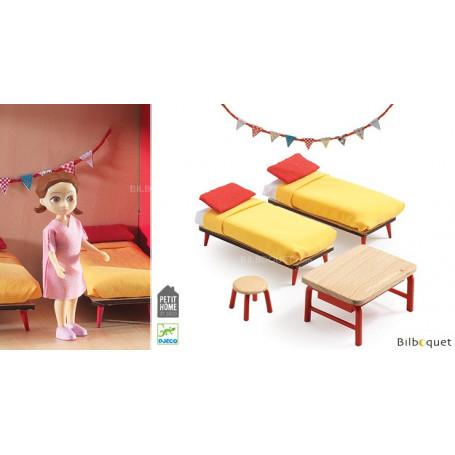 La chambre des enfants - Petit Home by Djeco