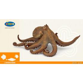 Pieuvre - Figurine Jouet