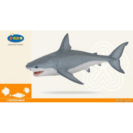 Requin blanc - Figurine Jouet