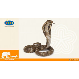 Cobra royal - Figurine Papo