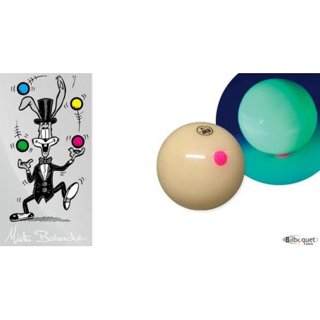 Balle Bubble Phospho diam.63mm