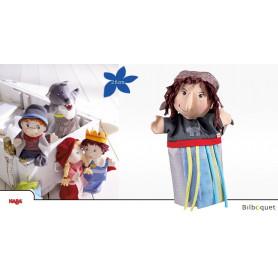 Marionnette à main Sorcière