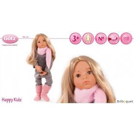 Poupée articulée Emily 50 cm - Götz Happy Kidz