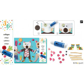 Collages des petits Design by Barbouille