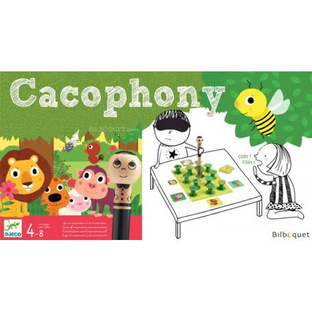 Cacophony Jeu de coopération et de coordination