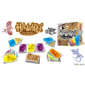 Hawaïki - Jeu de cartes
