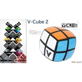 V-CUBE™ 2 Bombé - Noir