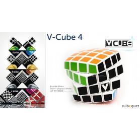 V-CUBE™ 4 Bombé - Blanc
