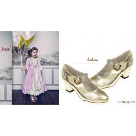 Chaussures Sabine - Accessoire pour déguisement enfant