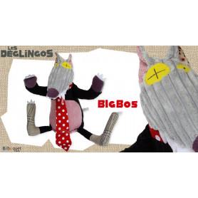 Bigbos le loup 27cm