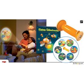 Lampe de poche-projecteur 3 fonctions Petit ver luisant