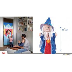Marionnette à main Magicien
