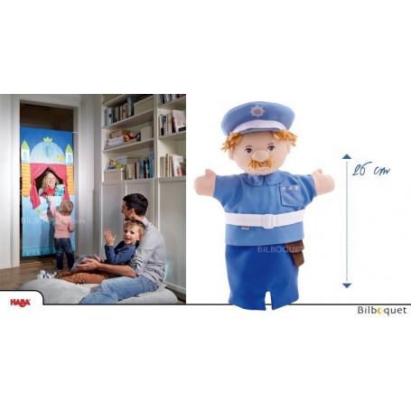 Marionnette à main Gendarme