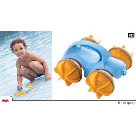 Véhicule amphibie - Jeu d'eau