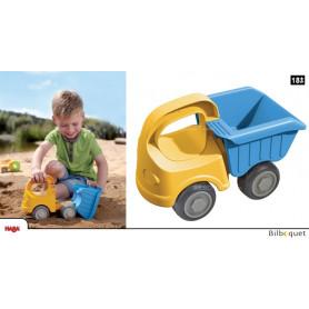 Camion à benne basculante - jeu de sable