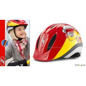 Casque enfant PH1 Taille SM - rouge