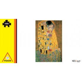 Puzzle Klimt le Baiser 1000 pièces