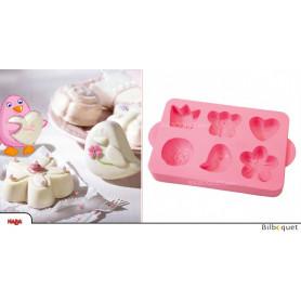 Moule à muffins silicone Princesse