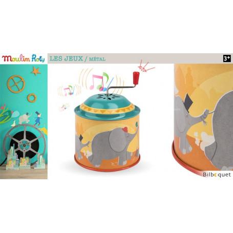 Le moulin à musique - Les jouets métal
