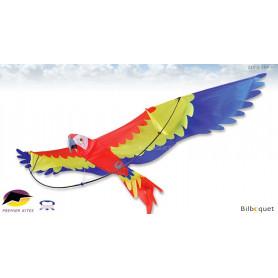 Grand Perroquet - Cerf-volant monofil 218x104cm