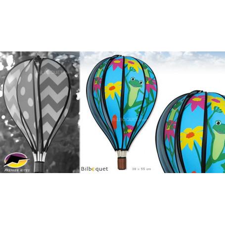 Ballon à suspendre Grenouilles 55cm