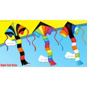 Cerf-volant monofil Easy Flyer Rainbow Fountain
