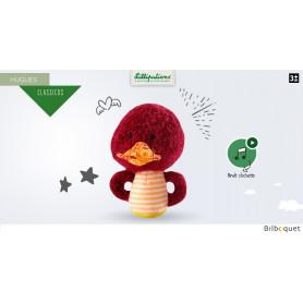 Mini Hochet Piou Piou Hugues le canard