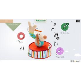 Jef boîte à musique décorative