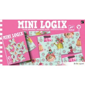Jeu Mini Logix Puzzle impossible des princesses