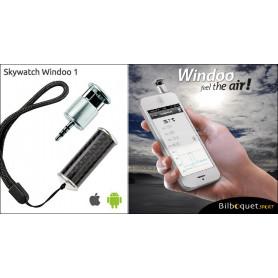 Skywatch Windoo 1 - Anémomètre pour Smartphone