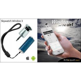 Skywatch Windoo 3 - Station météo complète pour Smartphone