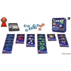 Hanabi Jeu de cartes coopératif