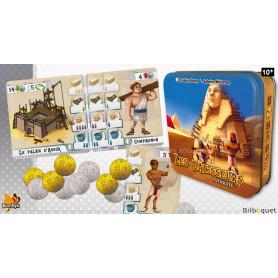 Les Bâtisseurs - Antiquité - Jeu de cartes